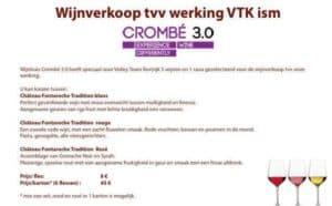 VTK wijnverkoop crombé