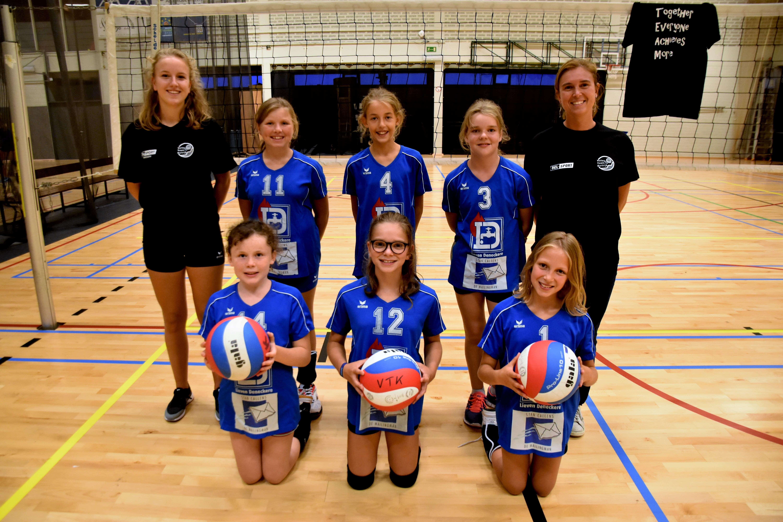 U13 meisjes regionaal VTK