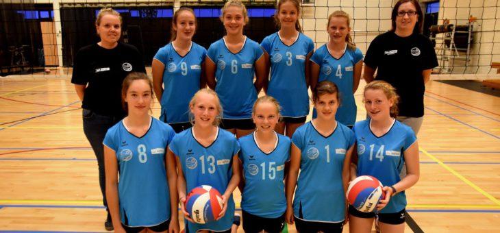 VTK U15 meisjes kampioen
