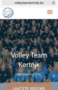 nieuwe website VTK