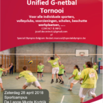 Unified G NETBAL tornooi