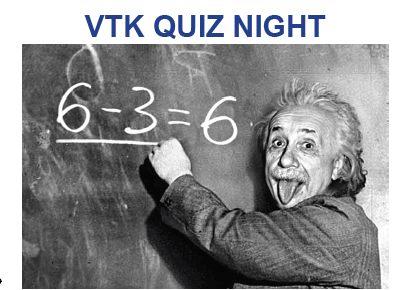 3de VTK Quiz Night op 15 maart 2019