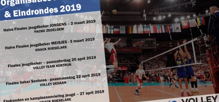 Finales beker jeugd in Kortrijk
